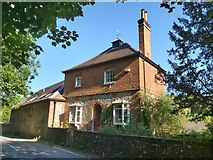 TQ1752 : House on Headley Lane by John P Reeves