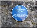 TQ6857 : The artist J.M.W. Turner was here by Marathon