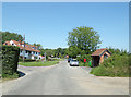 TG1318 : School Road, Swannington by Adrian Cable