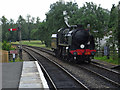 TQ3635 : Bluebell Railway - about to couple up by Chris Allen