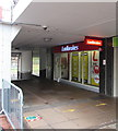 ST2995 : Recently reopened Ladbrokes, 43 Gwent Square, Cwmbran by Jaggery
