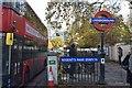 TQ2882 : Regent's Park Station by N Chadwick