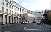 TQ2882 : Park Crescent by N Chadwick