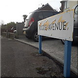 SZ0796 : Northbourne: Hogue Avenue by Chris Downer