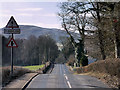 NT1135 : A701 south of Broughton by David Dixon