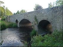 SO3958 : Pembridge Bridge by Fabian Musto