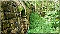 NZ4702 : Old railway bridge at Swainby Ellers by Mick Garratt