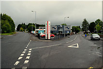 "H4573 : ""The Gusset"", Lisanelly, Omagh by Kenneth  Allen"