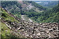 ST2296 : Hafod Quarry by M J Roscoe