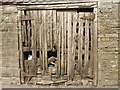 ST4833 : A rickety wooden door by Neil Owen