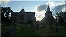 SO3958 : St. Mary's Church (Pembridge) by Fabian Musto