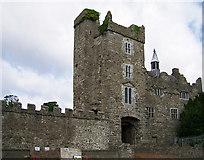 O1131 : Castles of Leinster: Drimnagh, Dublin (1) by Garry Dickinson