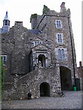 O1131 : Castles of Leinster: Drimnagh, Dublin (3) by Garry Dickinson