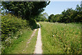 SE7946 : Wilberforce Way towards Silburn Lock by Ian S