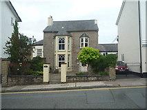 SO2956 : Castle House (Kington) by Fabian Musto