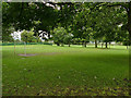 SE2732 : Wortley Recreation Ground: football pitch by Stephen Craven