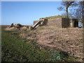 SU2180 : WW2 Civil Bombing Decoy Control Post, Liddington Hill by Vieve Forward