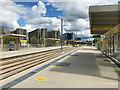 SJ8096 : Metrolink Wharfside Tram Stop by David Dixon