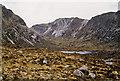 NG9749 : Looking up Coire Làir by Nigel Brown