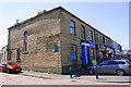 SE1533 : Nos. 99, 101, 103 Manningham Lane at St Jude's Place junction by Roger Templeman