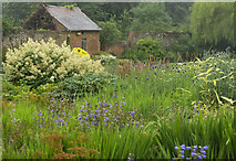 SO4465 : Walled Garden at Croft Castle, 3 by Jonathan Billinger