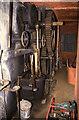 ST5872 : Inside the Fairbairn Steam Crane by Chris Allen