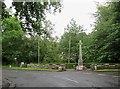 NU1800 : War  Memorial  Felton by Martin Dawes