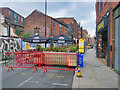 SJ8498 : Pedestrianisation of Thomas Street by David Dixon