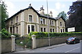 SE1534 : Sunningdale Residential Home, North Park Road by Roger Templeman