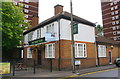 SK2004 : The Three Tuns pub at Litchfield Street / New Street junction by Roger Templeman