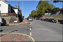 TQ5939 : Bayhall Rd by N Chadwick