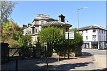 TQ5839 : Keston Lodge by N Chadwick