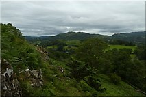 NY3404 : Towards Loughrigg Tarn by DS Pugh