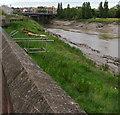 ST3188 : From Riverside towards a railway bridge, Newport by Jaggery