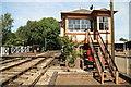 SU5290 : Didcot Railway Centre - signal box by Chris Allen