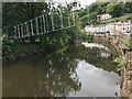SK2958 : The River Derwent at Matlock Bath by David Lally