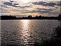 SD7508 : Sunset at Starmount Lodge by David Dixon