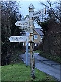 ST6834 : Direction Sign – Signpost by R Grant