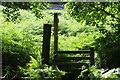 SO2215 : Stile to path to farm by M J Roscoe