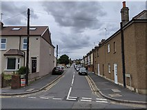 TQ5571 : Mill Road, Hawley by Paul Williams