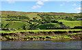 SE0198 : Collapsed river bank by Trevor Littlewood