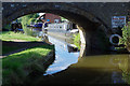 SP4932 : Through Aynho Bridge, Oxford Canal by Stephen McKay