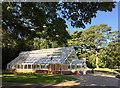 TA0830 : Restored conservatory, Pearson Park, Hull by Paul Harrop