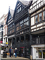 SJ4066 : 41 Watergate Street, Chester by Stephen Richards