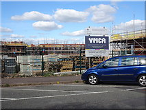 SO9198 : YMCA view by Gordon Griffiths