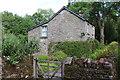 SO1619 : Cyffredin Cottage, Cyffredin by M J Roscoe