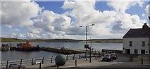 HU4741 : Lerwick harbour by Mike Pennington