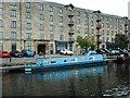NS5866 : Blue Hue at Spier's Wharf by Richard Sutcliffe