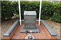TG2813 : Memorial to USAAF Rackheath by Adrian S Pye