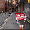 J3374 : Hill Street, Belfast by Rossographer